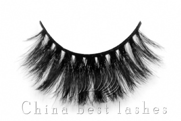 pony hair false lash m05