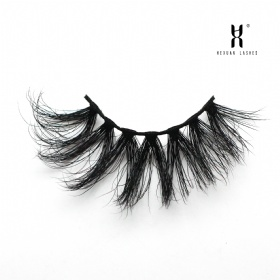 25mm 5D real mink lashes wholesale, 520