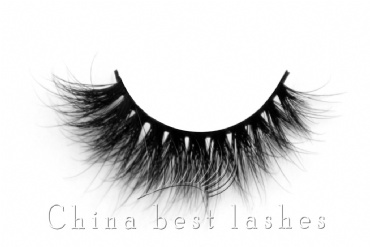 100% 3D real mink lashes D620